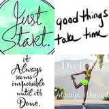 Inspiring Instagram Fitness Quotes