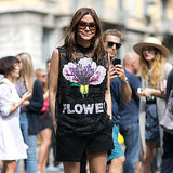 Spring 2015 London Fashion Week Street Style