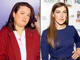 Rosie O'Donnell Bashes Mayim Bialik Over Frozen Criticism