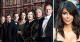 Kim Kardashian Wants a Role on Downton Abbey