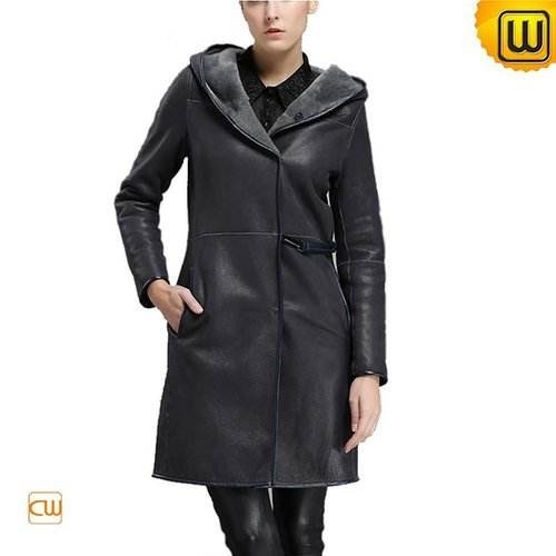 Women Fashion Sheepskin Shearling Coat CW640255
