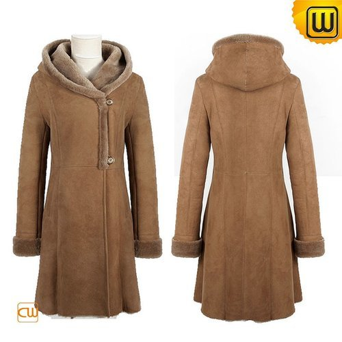Merino Shearling Sheepskin Coat CW640239