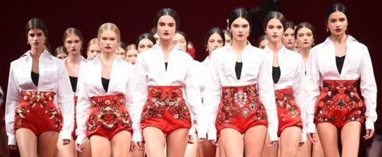 Dolce & Gabbana Want You to Dance Flamenco in a Bullring