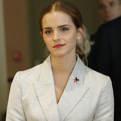Emma Watson at UN's HeForShe Launch Event | Pictures