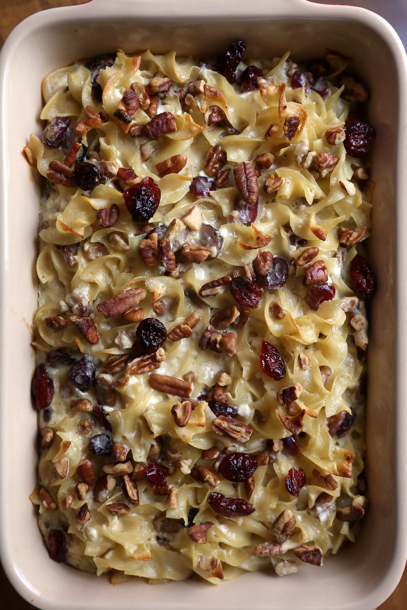 proper Thanksgivukkah feast must have noodle kugel, doctored up with ...