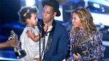 Blue Ivy Steals HBO 'On the Run' Show by Doing Push-Ups with Dad Jay Z