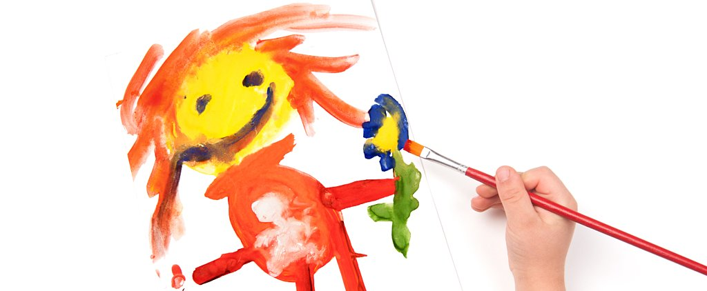 Love Is Always in Style: 14 Ways to Show Off Your Child's Art