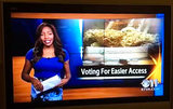 Alaska Reporter Charlo Greene Curses, Quits Her Job on Live TV After Revealing She Owns a Cannabis Club: Watch