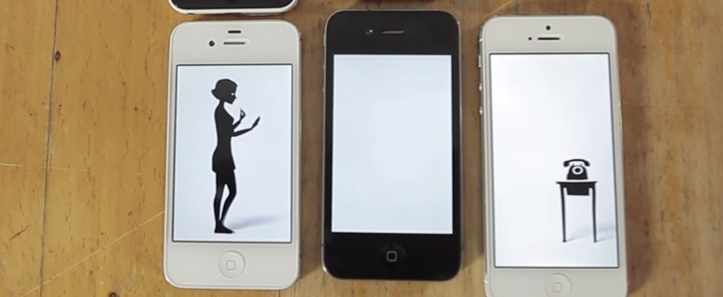 This Music Video Was Created Using an Insane Number of iPhones