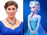Mayim Bialik Doesn't Like Frozen, Isn't Afraid to Tell You Why