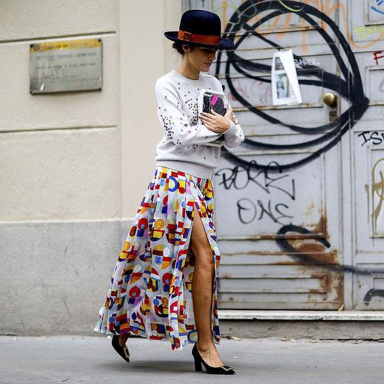 Spring 2015 London Fashion Week Street Style