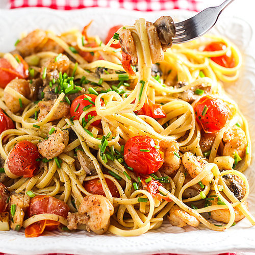 Deliciously Easy Shrimp Scampi