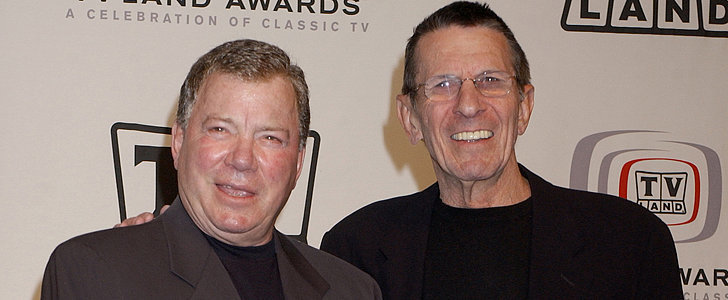 William Shatner and Leonard Nimoy Might Reunite For Star Trek 3