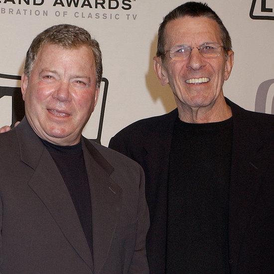 William Shatner and Leonard Nimoy Might Reunite For Star Trek 3
