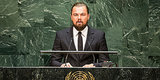 Leonardo DiCaprio Addresses UN Climate Summit: 'You Can Make History... Or Be Vilified By It'