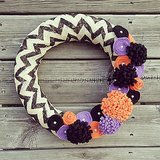 10 DIY Halloween Wreaths