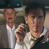 Ellen DeGeneres Greatly Improves Matthew McConaughey's We