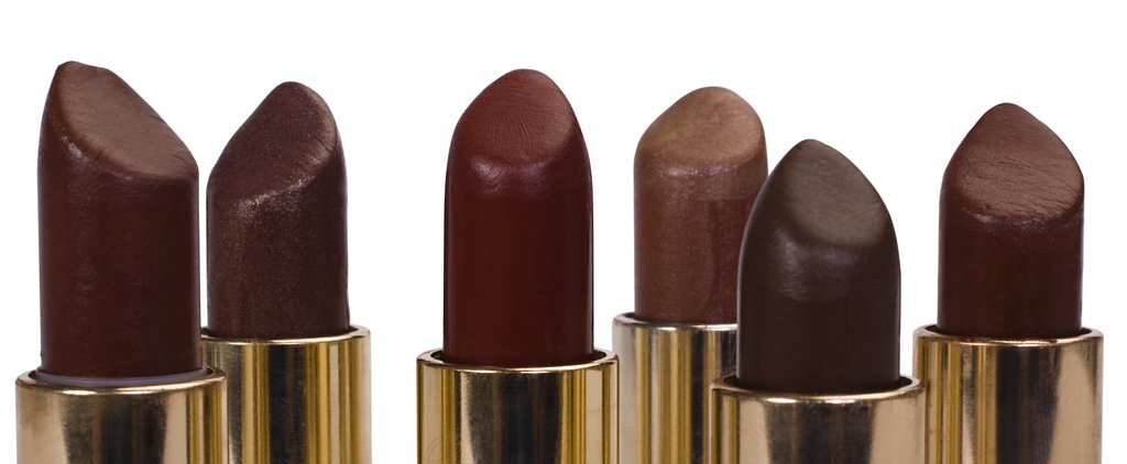 On Wednesdays We Wear . . . Brown Lipstick!