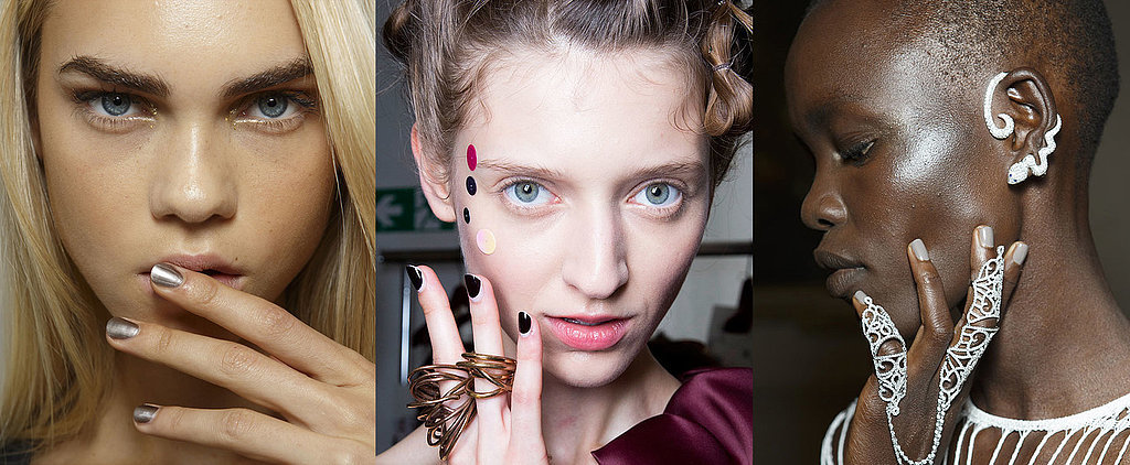 Claws Out! The Hautest Nails From Fashion Month