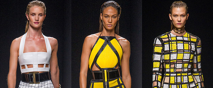 Can You Handle Balmain's Supermodel Supershow?
