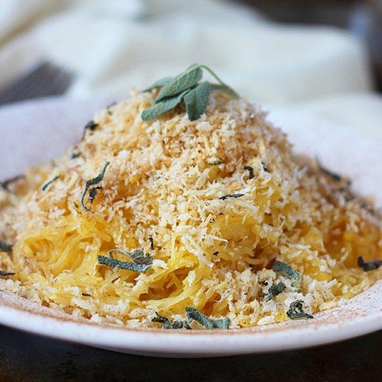 From Latkes to Pumpkin Carbonara, 12 Ways With Spaghetti Squash