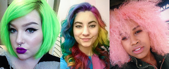 38 Real Rainbow-Haired Girls Who Will Make You Want to Dye