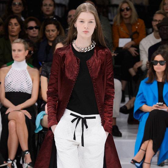 Raf Simons' Dior Full Runway Spring 2015 Paris Fashion Week