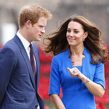 Prince Harry Is Officially More Popular Than Kate Middleton