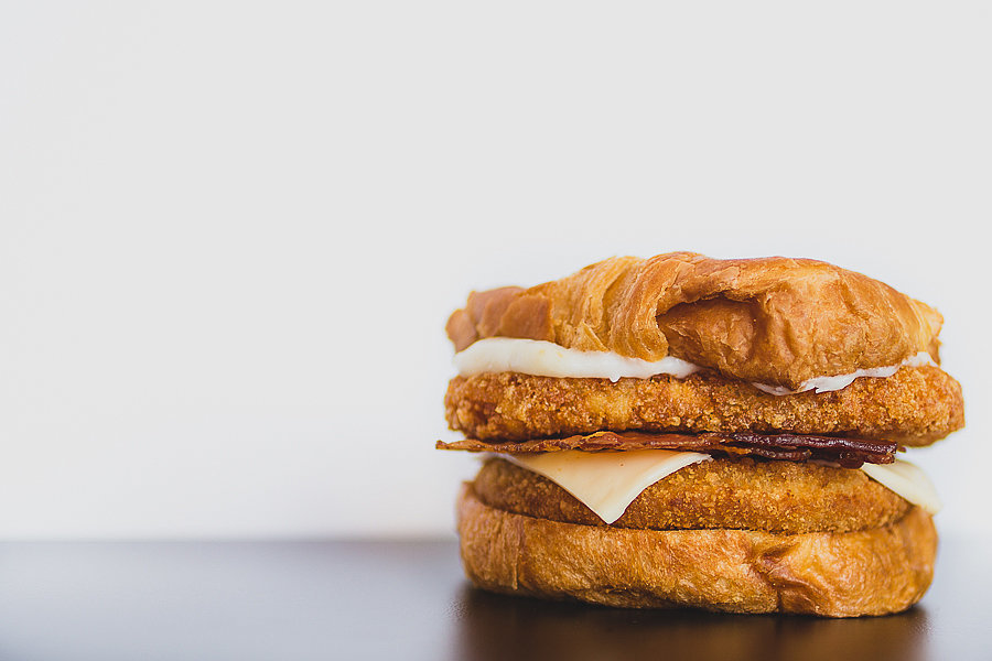 Jack in the Box Chick-n-Tater Melt