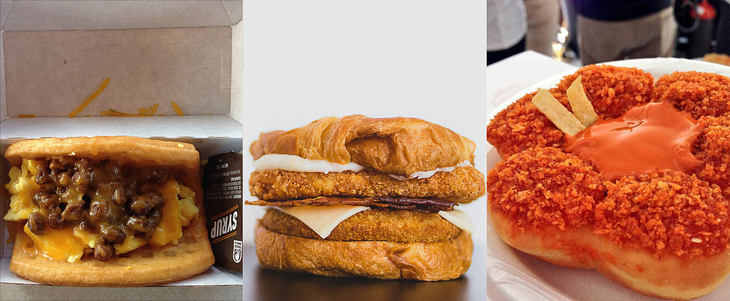Got the Munchies? 16 Crazy Fast-Food Items You Need to Try