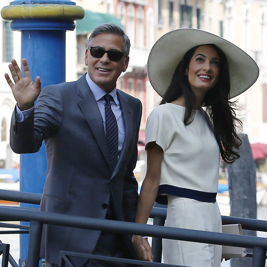 George Clooney and Amal Alamuddin's Wedding by the Numbers