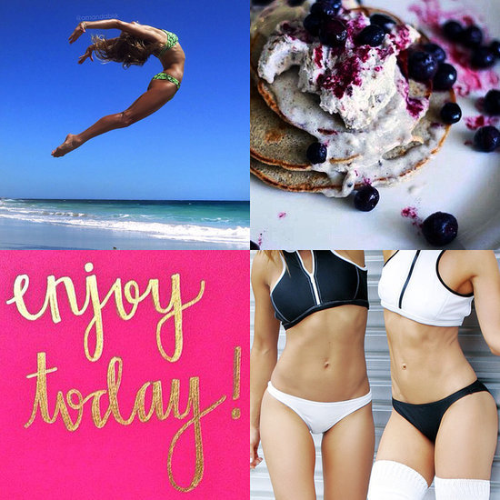 Spring Health And Fitness Inspiration