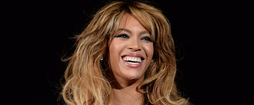 Beyoncé Makes Mauve Lipstick Look Flawless