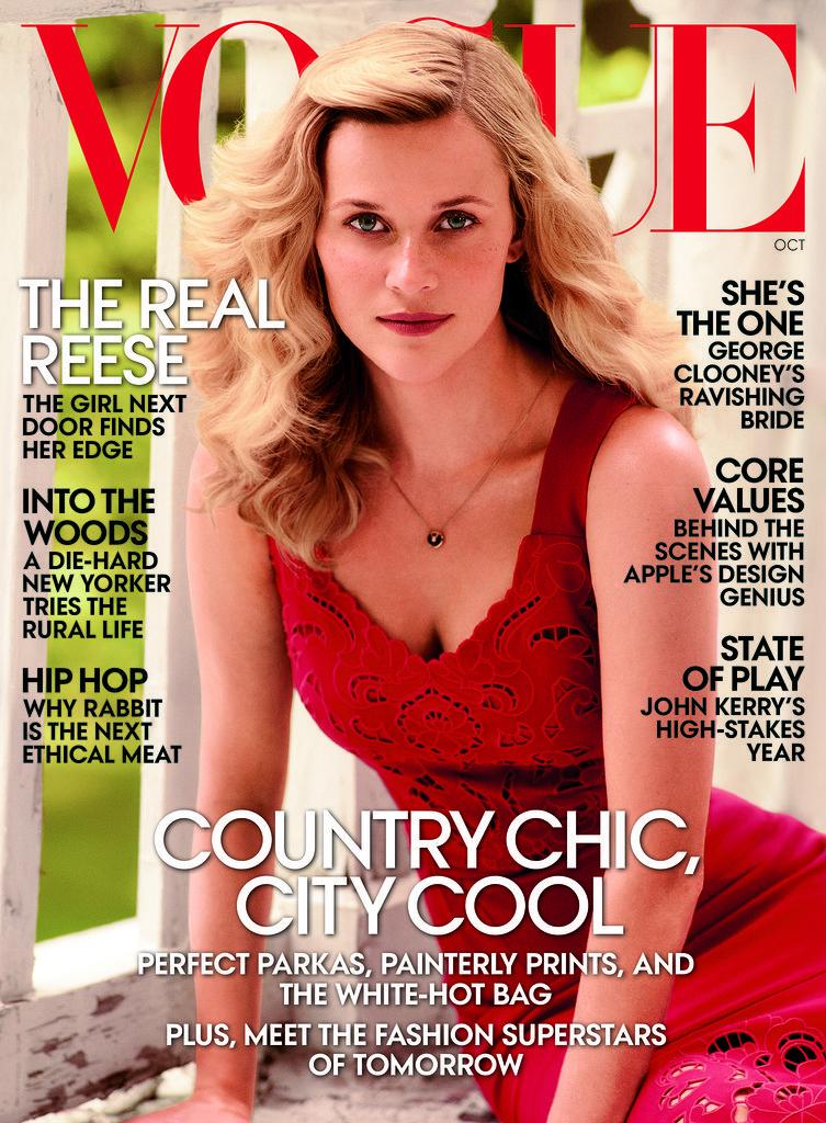 Vogue October 2014