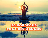 28 of the Most Gorgeous Yoga Instagrams We've Ever Seen