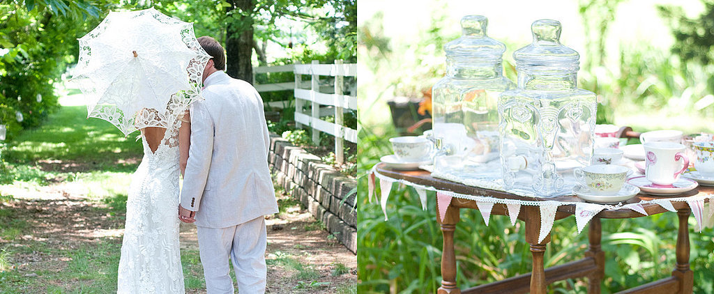 Kelly and Will's Captivating Countryside Wedding