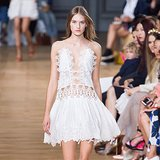 Chloe Spring 2015 Paris Fashion Week Runway Show