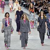 défilé Chanel printemps/été 2015