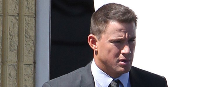 The First Magic Mike XXL Set Pics Reveal a Sexy Channing Tatum