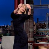 Kelly Ripa Butt Selfie Video