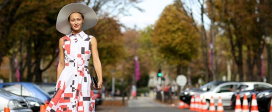 The Best of Paris Fashion Week Street Style (Updated!)