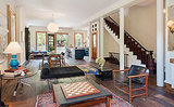 Michelle Williams's Brooklyn Townhouse Might Be the Most Gorgeous One We've Ever Seen