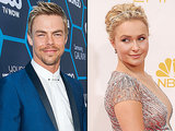 "Derek Hough: I Felt ""Really Protective"" Working With Pregnant Hayden Panettiere on Nashville"