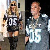 Jay Z and Fergie Wear Rodarte Jersey | Video
