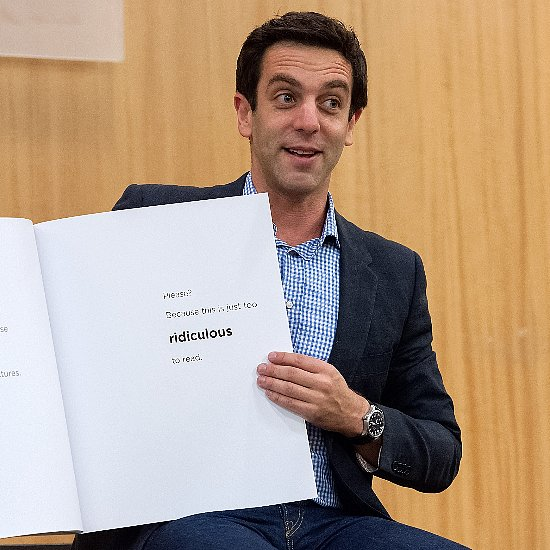 Watch B.J. Novak Read to Elementary Schoolers and Prepare to Have Your Heart Stolen
