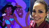 Listen to the Original Jasmine Sing the 'Aladdin' Theme Song 22 Years Later
