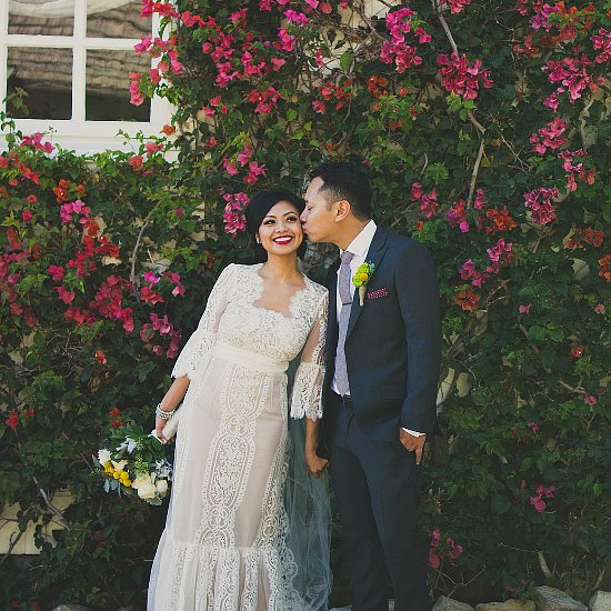 Revel in This Lush, Coastal Wedding Celebration