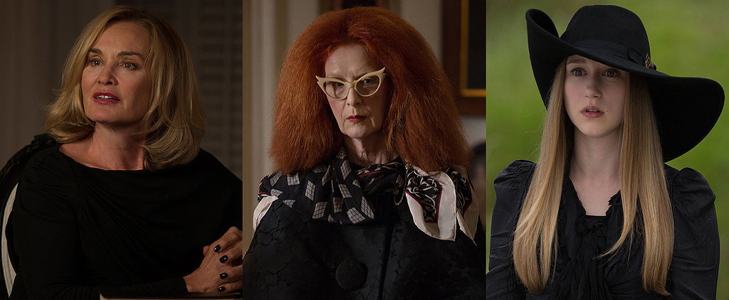 Which American Horror Story: Coven Witch Are You?