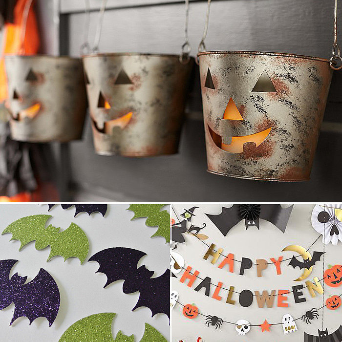 Cute Kid Friendly Halloween Decorations POPSUGAR Moms - Children'S Halloween Decorations