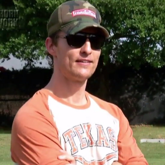 Matthew McConaughey Should Just Give All the Speeches From Now On